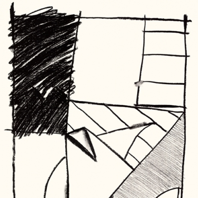 Carroll Dunham: Fourteen Lithographs