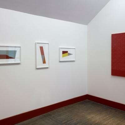 FOUR ARTISTS / FOUR ROOMS: Havel, Fox, James, Shepherd
