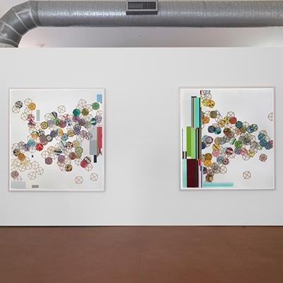 JACOB HASHIMOTO: Woodblock Prints