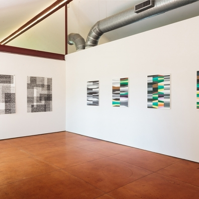 DAVID HUTCHINSON: Paintings