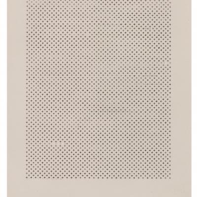 JAMES SIENA: Typewriter Drawings