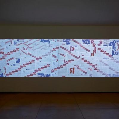 Drew Bacon, Joseph Havel, and Terrell James Art in America