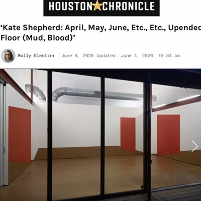 Kate Shepherd in the Houston Chronicle