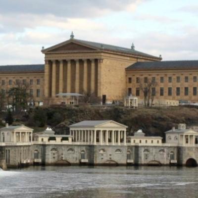 James Turrell skyspace Philadelphia Museum of Art