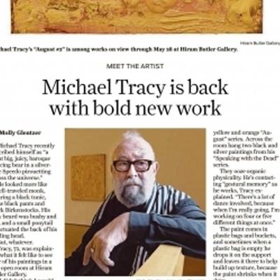Michael Tracy Houston Chronicle