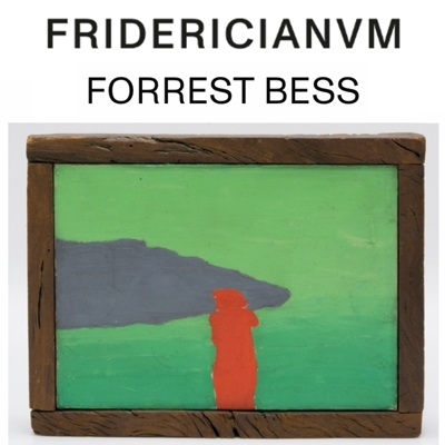 Forrest Bess opens at Fridericianum 14 February 2020