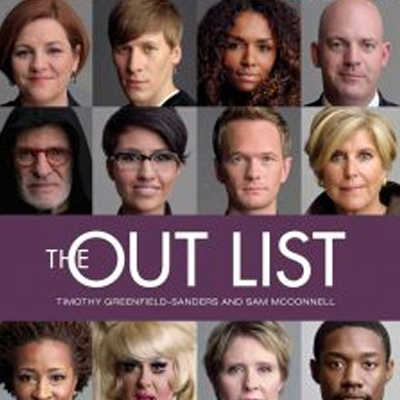 Timothy Greenfield-Sanders - Out List - Houston Public Radio