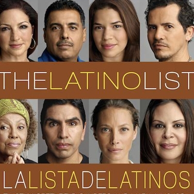 Timothy Greenfield-Sanders' The Latino List opens March 17 at the High Museum of Art, Atlanta