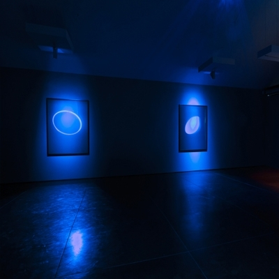 James Turrell Holograms Reviewed In Houston Press