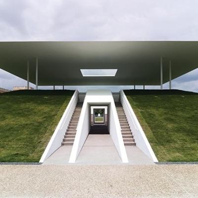 James Turrell's Twilight Epiphany Featured In Architect Magazine