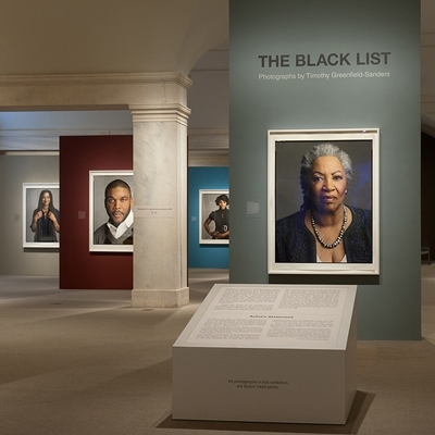 The Black List By Timothy Greenfield-Sanders  On View At The National Porait Gallery, Washington D.C