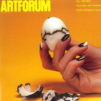 Tony Feher Artforum